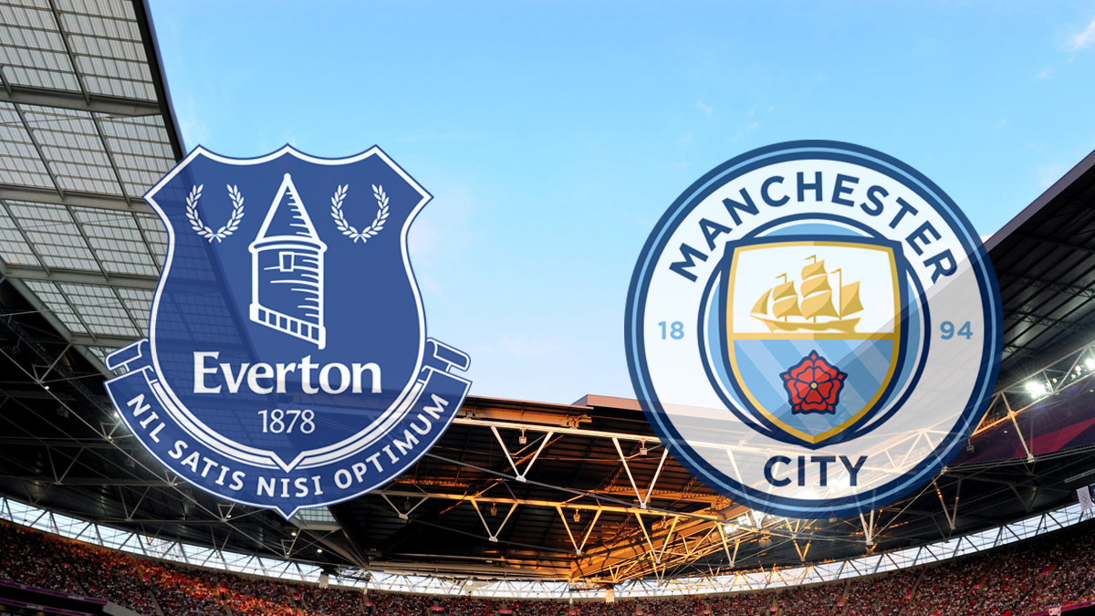 Everton Manchester City FA Womens Cup Final 2020